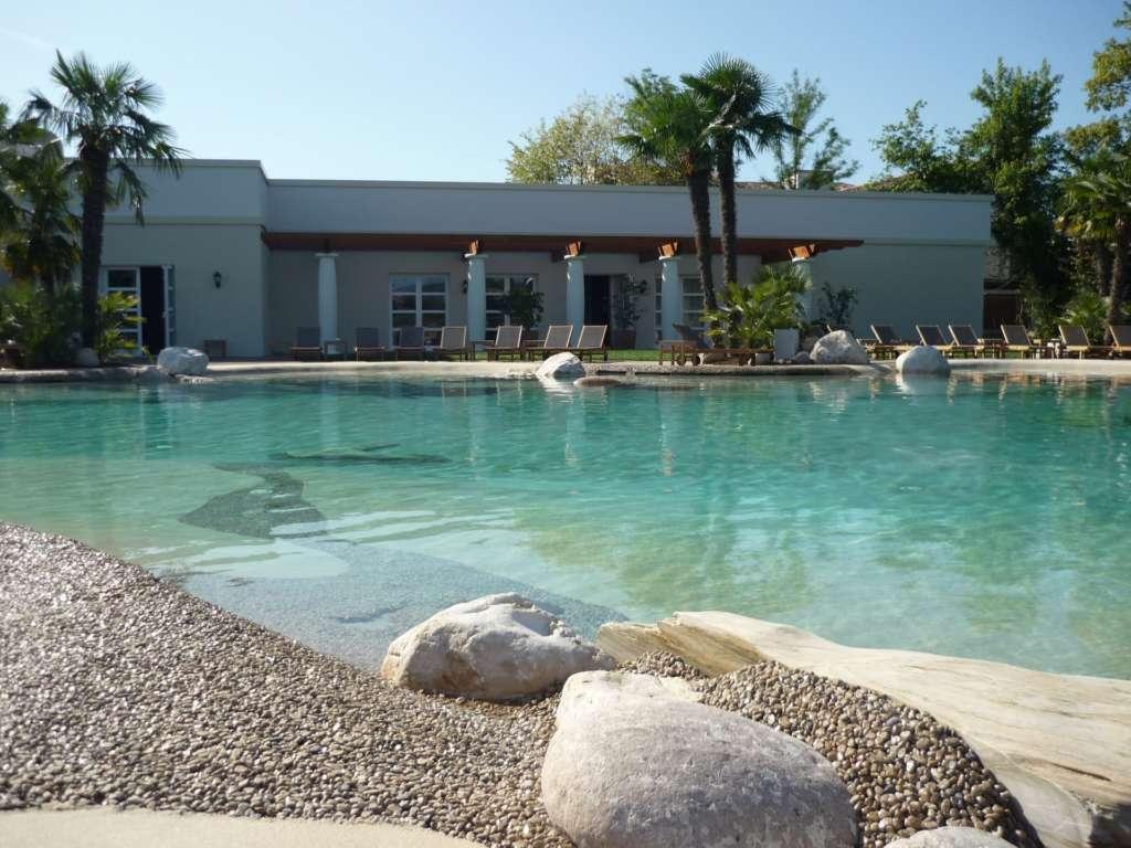 Comprar piscinas tipo playa baratas precios - Piscina de arena de hormigon gunitado ...